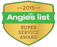 2015 AL Super Service Award Badge
